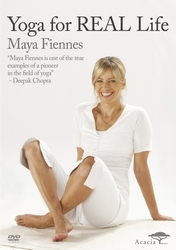 Yoga for Real Life - Maya Fiennes