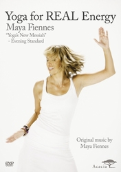 Yoga for Real Energy - Maya Fiennes