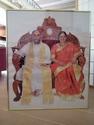 Sri Murthi in goudkleurige metalen lijst / Speciale prijs!