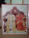Sri Murthi in rode metalen lijst / Speciale prijs!
